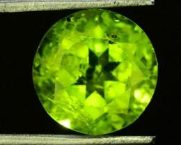 4.75 Ct Untreated Green Peridot