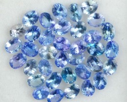 Tanzanite - 10.35 ct - Wholesale lot