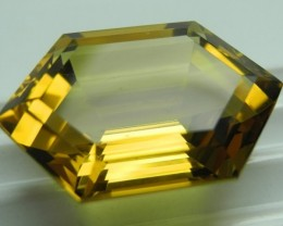AAAAA FLAWLESS, TOP SUPERFINE QUALITY GOLDEN CITRINE-SUBLIME