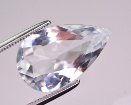 5.65 CT NATURAL BEAUTIFUL AQUAMARINE GEMSTONE