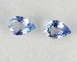 Natural Tanzanite - 1,20 ct