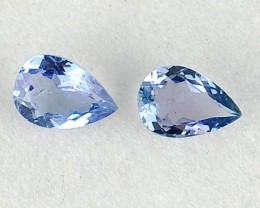 Natural Tanzanite - 1,25 ct