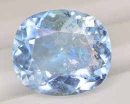 5 CT NATURAL AQUAMARINE GEMSTONE