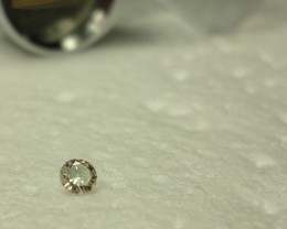 0.10 ct diamond I VS - From my personal collection.