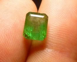 2.55cts  Emerald , 100% Natural Gemstone