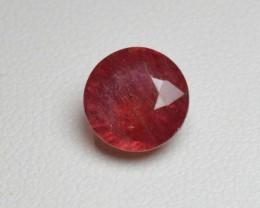 Natural Ruby - 3,41 carats - Gemstone