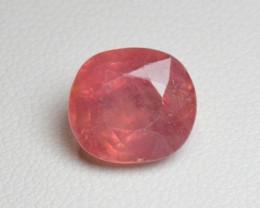 Natural Ruby - 4,47 carats - Gemstone