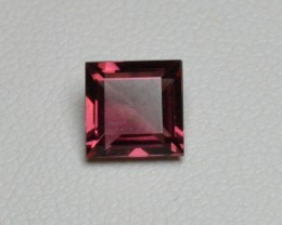 Natural Rhodolite (Garnet) - 1.30 ct - Gemstone