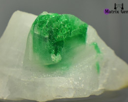Rare and Superb Swat EMERALD Undamaged From Pakistan