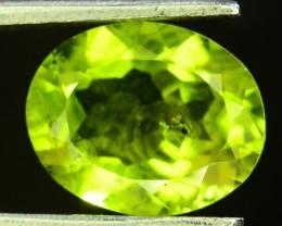 2.40 Ct Untreated Green Peridot
