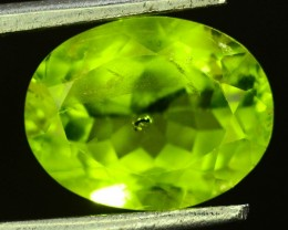 3.50 Ct Untreated Green Peridot
