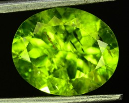 4.30 Ct Untreated Green Peridot