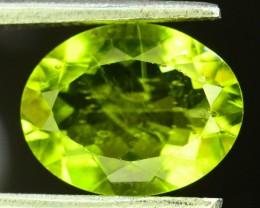2.05 Ct Natural Green Peridot