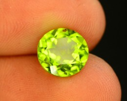 2.70 Ct Natural Green Peridot