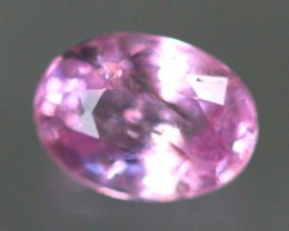 1.09Ct Natural Heated Only African Pink Sapphire