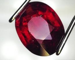 2.06 Carat Oval Cut Ruby