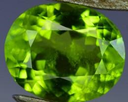 4.8 Crt Natural Amazing Peridot Gemstone from Pakistan