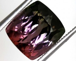 8.72 CTS ---Certified--- AAA GRADE BI-COLOUR  TOURMALINE TBM-1072
