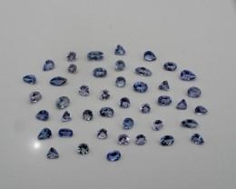 5 carats polished tanzanite