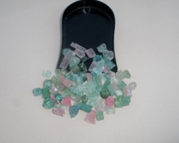 50 carats untreated tourmaline rough