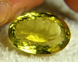 50.03 Carat VVS African Lemon Quartz - Gorgeous