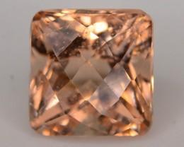 GiL Certified 2.87 ct Natural Beryl Morganite PR.2