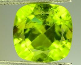 3.60 Ct Natural Green Peridot Top Quality Gemstone