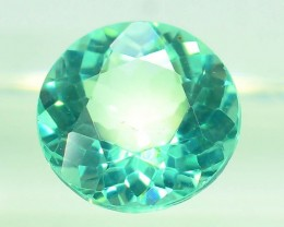 GiL Certified 0.87 ct Natural Apatite from Nigeria