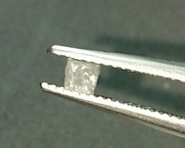 3.5mm cube diamond measurements approx 0.4ct