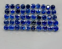 Natural Blue Sapphire - 5,77 carats - Wholesale Lot