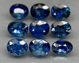 Natural Blue Sapphire - 5,40 carats - Wholesale Lot