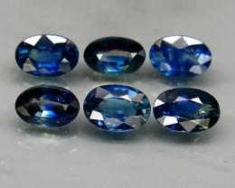 Natural Blue Sapphire - 4,20 carats - Wholesale Lot