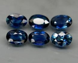 Natural Blue Sapphire - 3,45 carats - Wholesale Lot