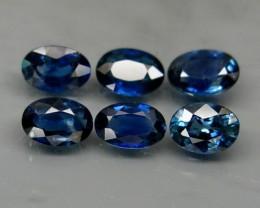 Natural Blue Sapphire - 3,48 carats - Wholesale Lot