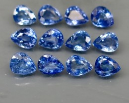 Natural Blue Sapphire - 4,68 carats - Wholesale Lot