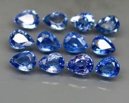 Natural Blue Sapphire - 4,05 carats - Wholesale Lot