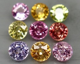 Natural Fancy color Sapphire - 4,02 carats - Wholesale Lot