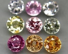 Natural Fancy color Sapphire - 4,70 carats - Wholesale Lot