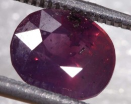 2.51CTS CERTIFIED UNHEATED KASHMIR RUBY TBM-1089