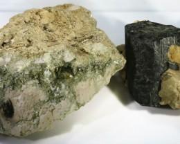 560g Tourmaline ,mica ,Shist specimen  PPP56