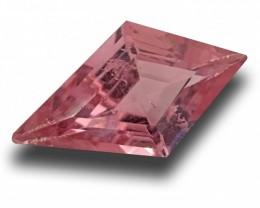 2.96 CTS | Natural Pink tourmaline |Loose Gemstone|New| Sri Lanka