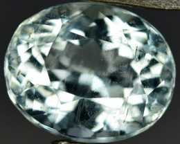 5 Crt Natural Amazing Aquamarine Gemstone From Pakistan