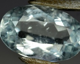 4.7 Crt Natural Amazing Aquamarine gemstone From Pakistan