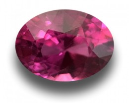 1.13 Carats| Natural Pink Sapphire|Loose Gemstone|New| Sri Lanka
