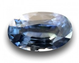 1.59 CTS   Natural Blue sapphire  Loose Gemstone New  Sri Lanka