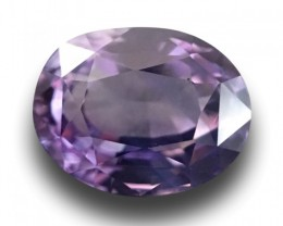 1.15 CTS | Natural Purple Sapphire |Loose Gemstone|New| Sri Lanka