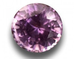 1.36 Carats|Natural Purple Sapphire|Loose Gemstone|Sri Lanka - New