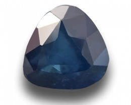 1.11 CTS Natural Blue sapphire |Loose Gemstone|New Certified| Sri Lanka