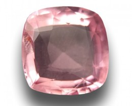 1.06 Carats| Natural Unheated Pink sapphire |Loose Gemstone|New| Sri Lanka