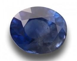 0.79 CTS | Natural Blue Sapphire |Loose Gemstone|New| Sri Lanka